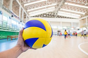 Tournoi n°1 volleyball @ Gymnase Wagner