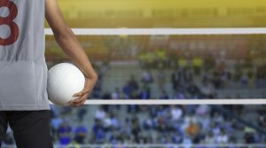 Tournoi n°2 volleyball @ gymnase Wagner (Vélizy)