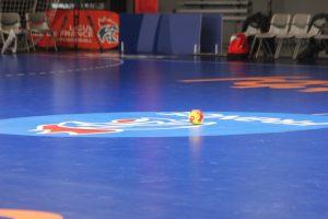 Entrainement Handball Benjamins/Benjamines @ Gymnase Nouvelle-France