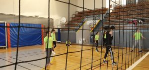 Volley : coupe de district